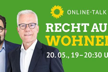Thomas Zawalski mit Bundespolitiker Chris Kühn.
