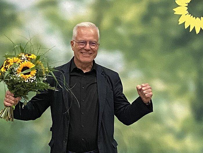 Thomas Zawalski gegen Wolfgang Schäuble.