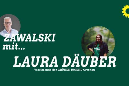 Thomas Zawalski und Laura Däuber