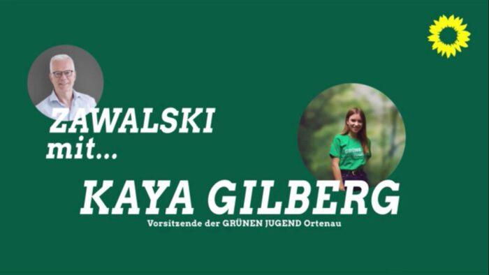 Thomas Zawalski und Kaya Gilberg