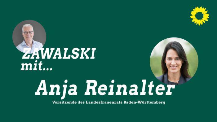 Thomas Zawalski und Anja Reinalter