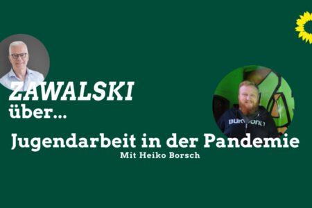 Thomas Zawalski und Heiko Borsch.
