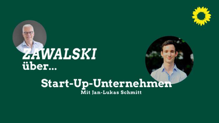 Thomas Zawalski und Jan-Lukas Schmitt.